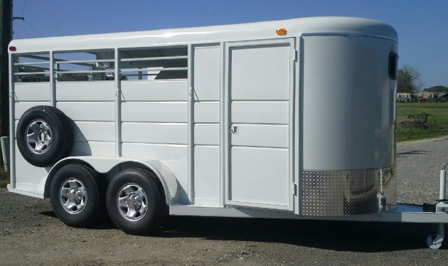 Calico horse and stock trailers are by far the best trailer around!