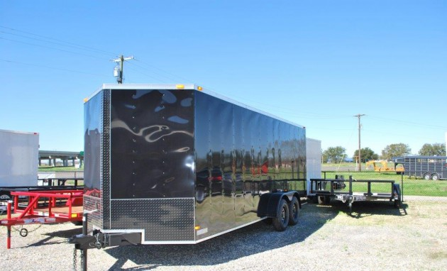 Covered Wagon builds a high quality affordable trailer.